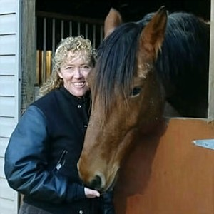 Deb Stuart of Thunderbay Riding Academy