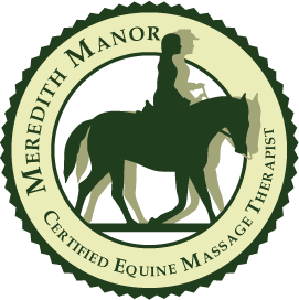 Meredith Manor Equine Massage Therapy Certification