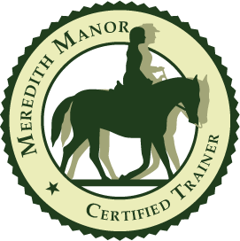 Meredith Manor Training Certification