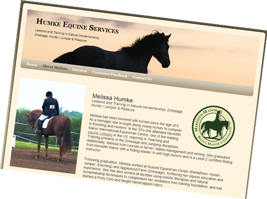Humke Equine Services