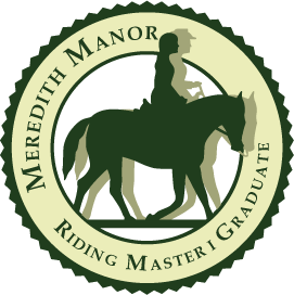 Meredith Manor Riding Master