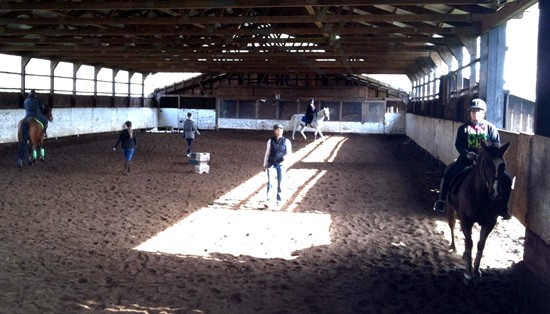 riding instructor certification at Meredith Manor.